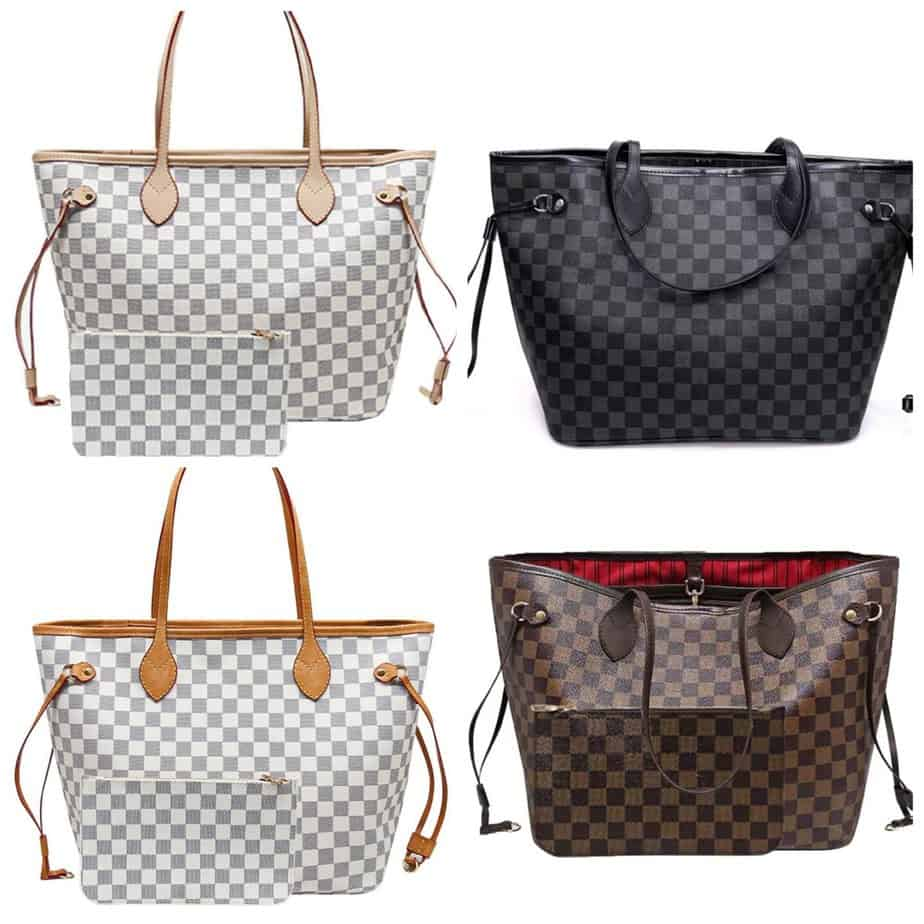 35+ Louis Vuitton Dupes For Under $80- Best Look Alike Bags