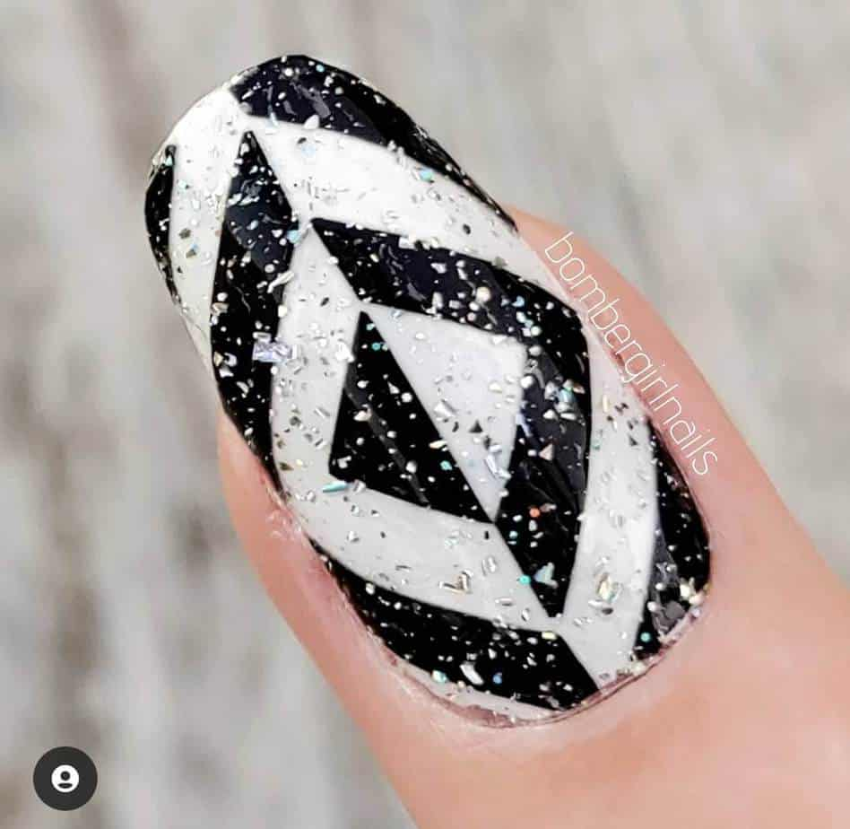 14 Black And White Nails Designs To Keep Around – Memorable And Classy
