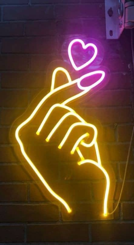neon wallpaper best