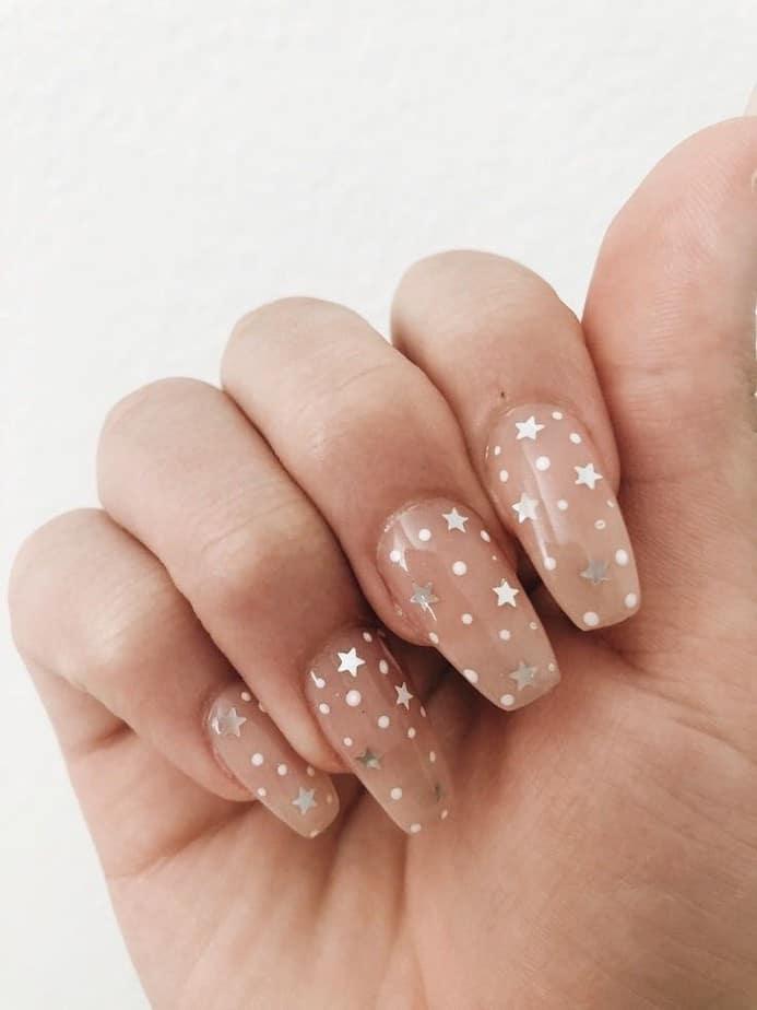 star nail designs art