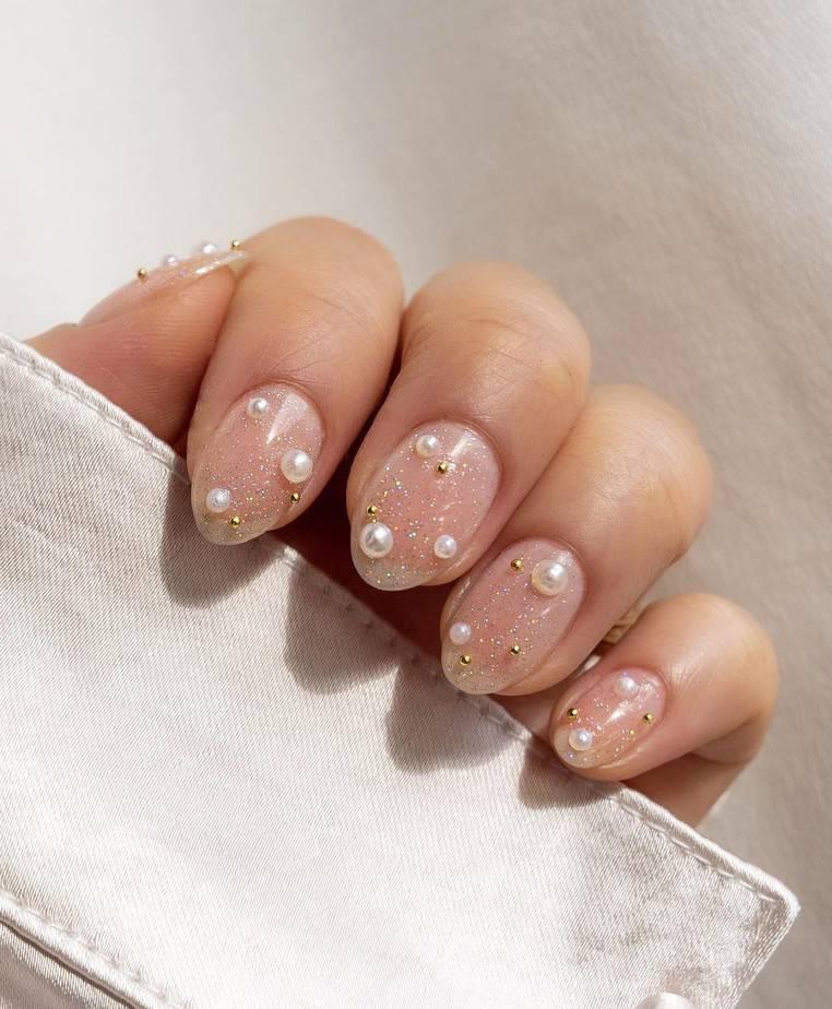 short nail designs simple