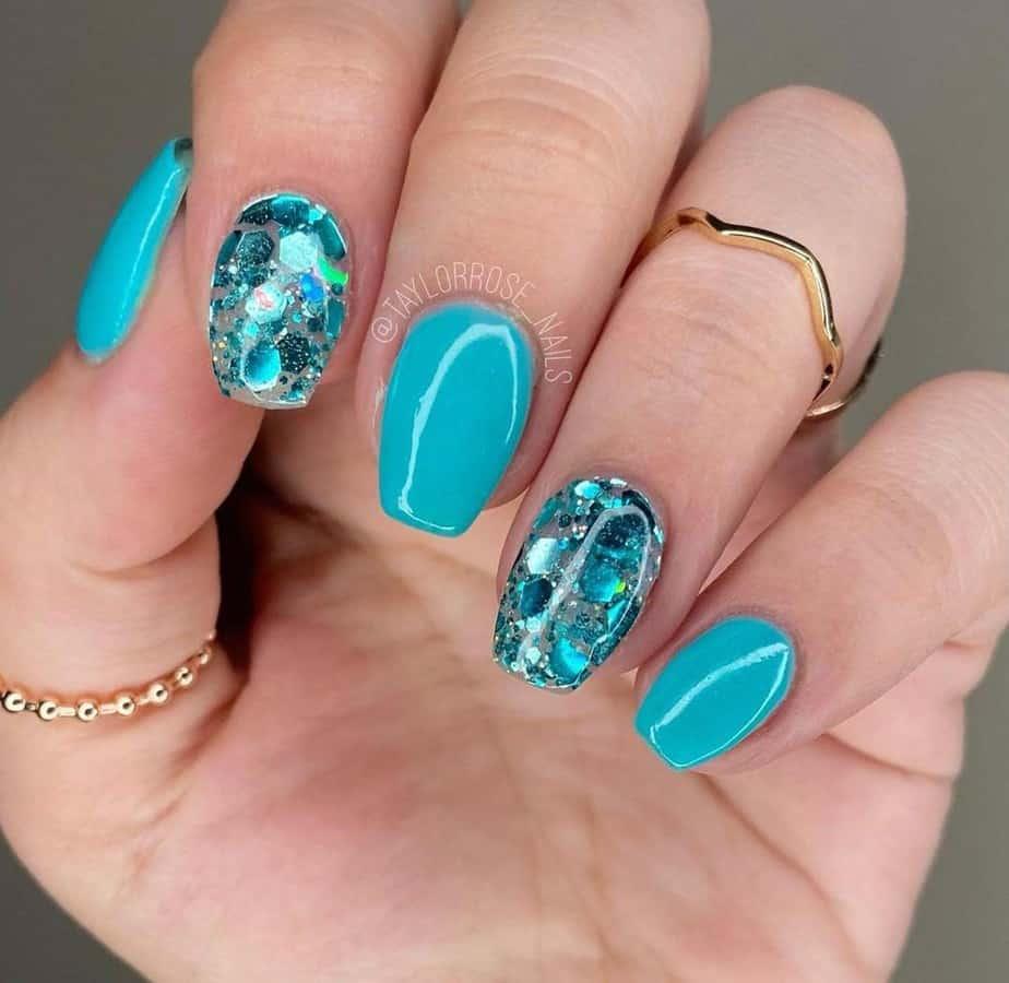 cool short nail designs