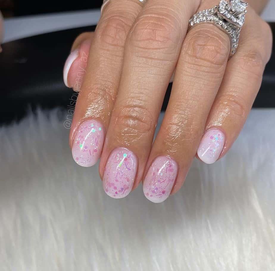 classy very short nail designs