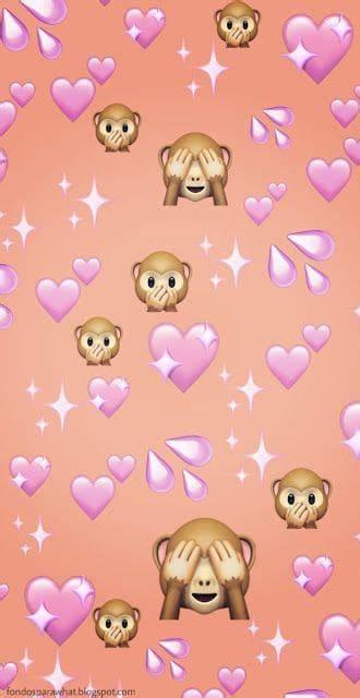 emoji wallpaper iphone